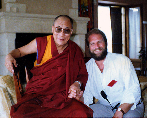 lama surya das and the american dharma Lama surya das is one of the foremost western buddhist meditation teachers and scholars the dalai lama affectionately calls him the american lama he has spent over forty years studying zen, vipassana, yoga, and tibetan buddhism with many of the great old masters of asia, among them.