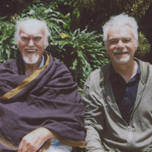 Ram Dass & Raghu Markus