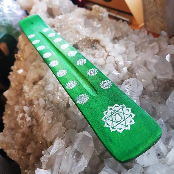 Incense-Holder-Green