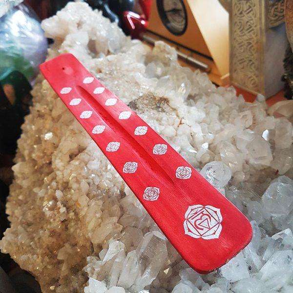 Incense-Holder-Red
