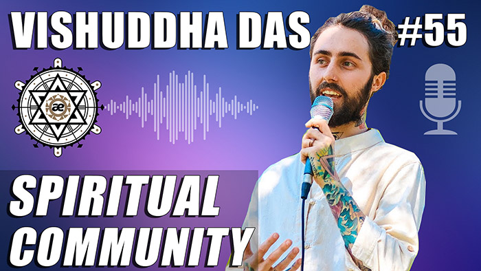 EP55 - Vishuddha Das - wetheaether podcast