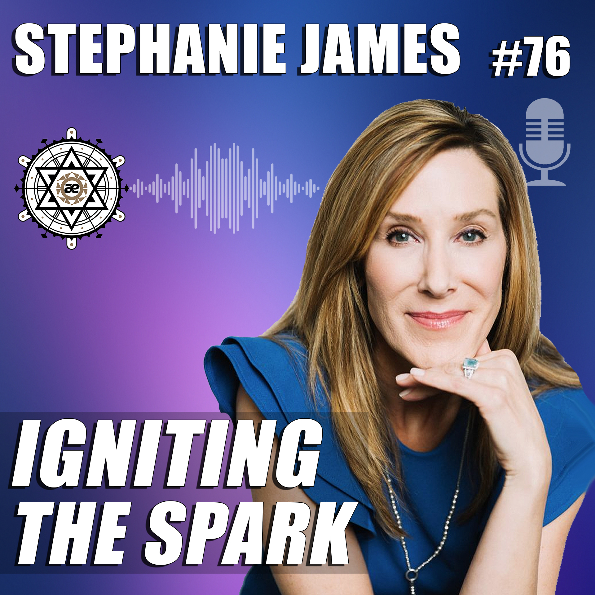 Ep76 - Stephanie James